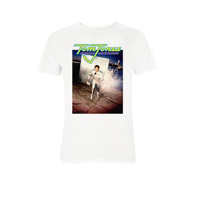 Tom Jones SPACE MAN WHITE T-SHIRT