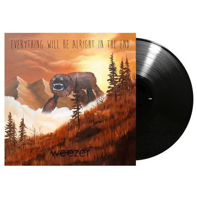 """Weezer Everything Will Be Alright In The End (12"""" 2LP Vinyl)"""