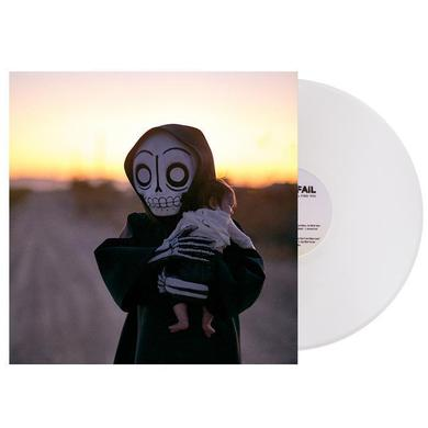 """Senses Fail If There Is Light, It Will Find You 12"""" Vinyl (White)"""