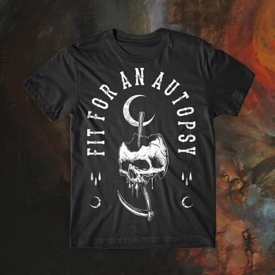 Fit For An Autopsy Black Moon Tee (Black)