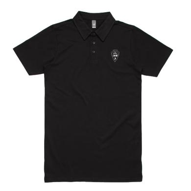 In Hearts Wake Arrow Embroidered Polo