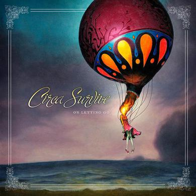 Circa Survive On Letting Go (CD)