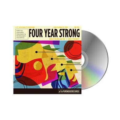 Four Year Strong Some of You Will Like This, Some of You Won't CD