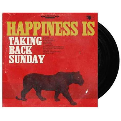 "Taking Back Sunday Happiness Is (12"" Vinyl)"