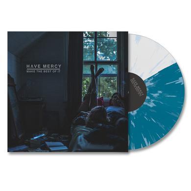 "Have Mercy Make The Best of It 12"" Vinyl (Turquoise + Clear Half/Half w/Blue Splatter)"