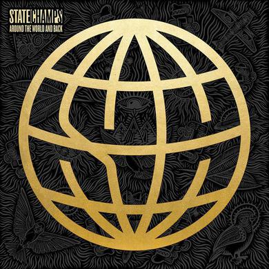 "State Champs Around The World And Back 12"" Vinyl (Gold)"