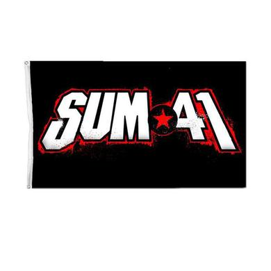 Sum 41 13 Voices Flag