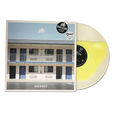 """Bayside Vacancy 12"""" (Yellow In Clear)"""