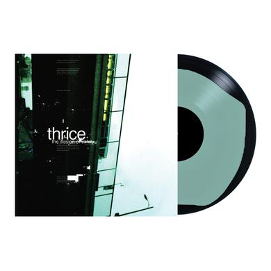 "Thrice Illusion Of Safety 12"" Vinyl (Light Blue + Black Smash)"