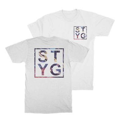 Stick To Your Guns Initial Tee (White)