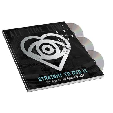 All Time Low Straight To DVD II: Past, Present and Future Hearts - Deluxe 2CD/DVD.