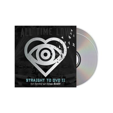 All Time Low Straight To DVD II: Past, Present and Future Hearts - CD/DVD