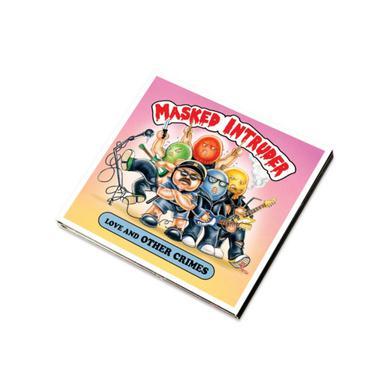 Masked Intruder Love And Other Crimes (CD)