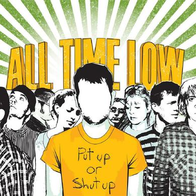 All Time Low Put Up Or Shut Up (CD)