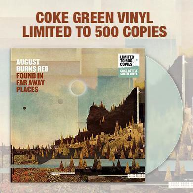"August Burns Red Found In Far Away Places (12"" Coke Bottle Green Vinyl LP)"