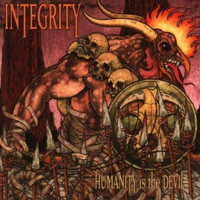 Integrity Humanity Is The Devil (CD)