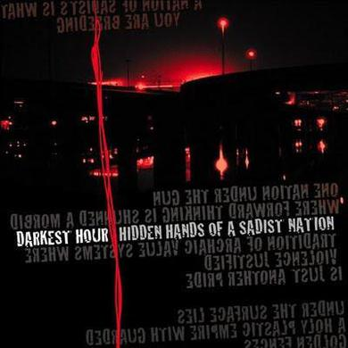 Darkest Hour Hidden Hands Of  Sadist Nation (CD/DVD)