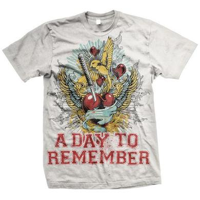 A Day To Remember Have Faith In Me (White tee)