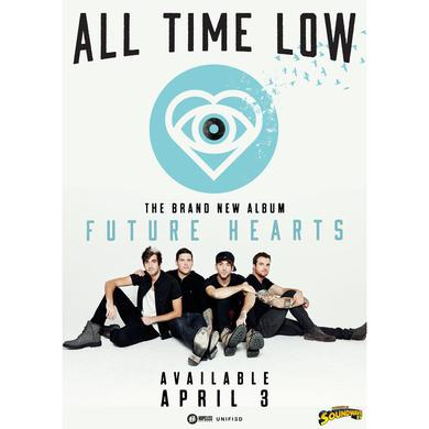 All Time Low Future Hearts (A2 Poster)