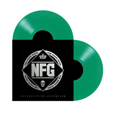"New Found Glory Resurrection: Ascension (12"" 2x LP Vinyl)"