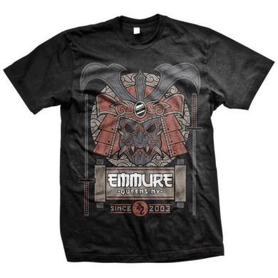 Emmure Samurai (Black Tee)