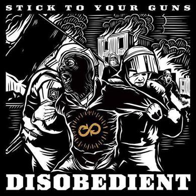Stick To Your Guns Disobedient (CD)