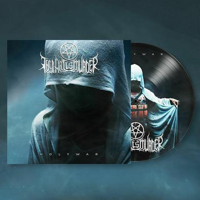 """Thy Art Is Murder Holy War (12"""" Limited Edition Picture Disc Vinyl LP)"""