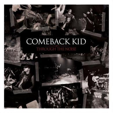 Comeback Kid Through The Noise (CD/DVD)