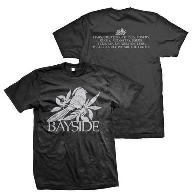 Bayside Therapist (Black Tee)