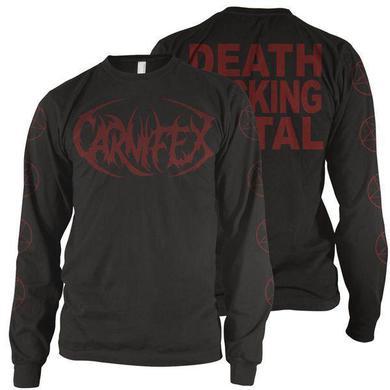 Carnifex DFM Pentagram (Black Longsleeve)