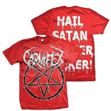 Carnifex Pentagram (Red Tee)
