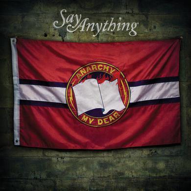 Say Anything Anarchy, My Dear [CD]
