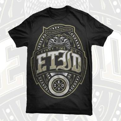 Every Time I Die Heaven Sent (T-Shirt)