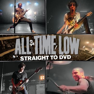 All Time Low Straight to DVD (CD/DVD)