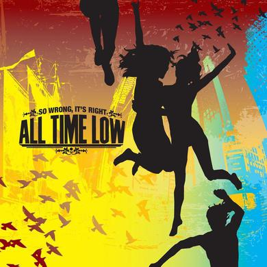 All Time Low So Wrong, Its Right (CD)