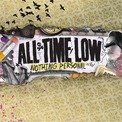 All Time Low Nothing Personal (CD)