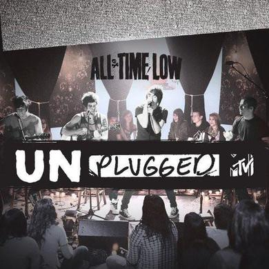 All Time Low MTV Unplugged (CD)