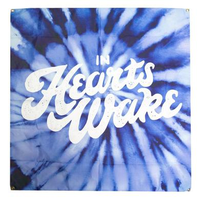 In Hearts Wake IHW Wall Flag