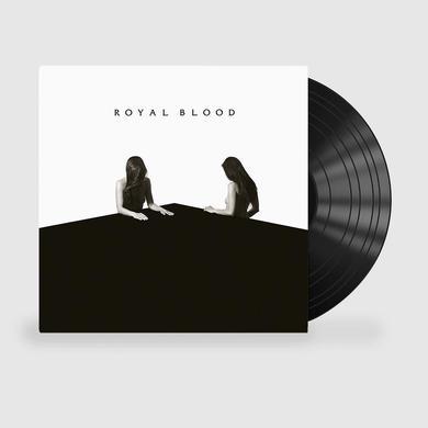 """Royal Blood How Did We Get So Dark? 12"""" Vinyl LP (Black)"""