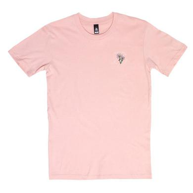 Tonight Alive Strangely Embroidered Tee (Pink)