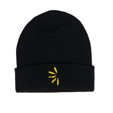 Tonight Alive Flower Beanie (Black)