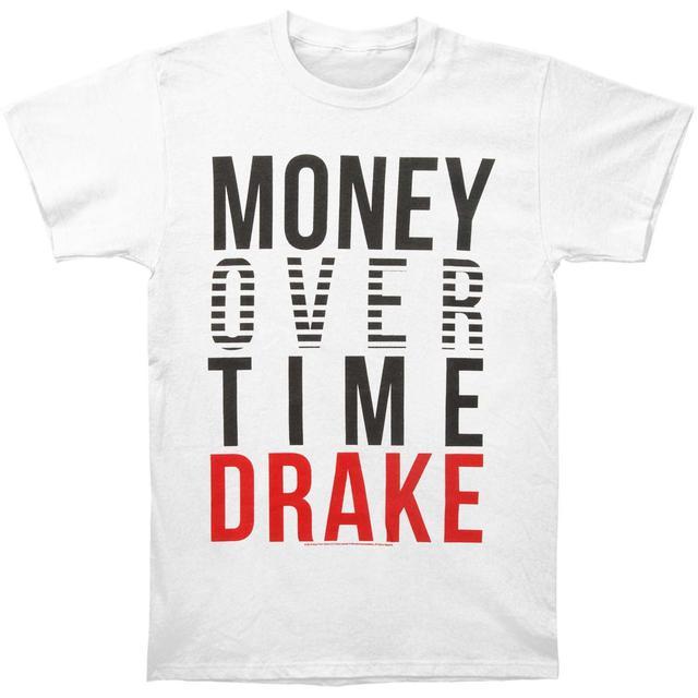 Drake Money Over Time Tee (White)