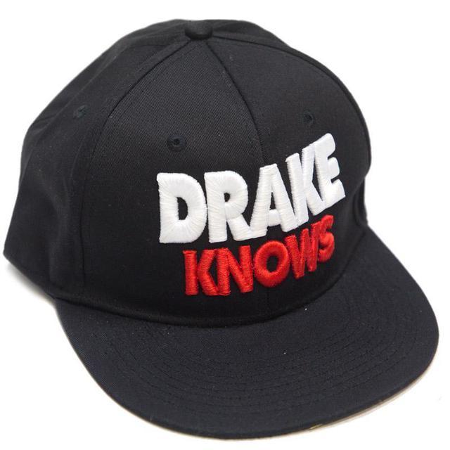 Drake Knows Snapback