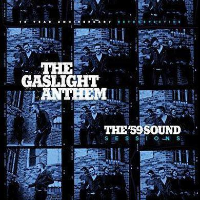 The Gaslight Anthem The '59 Sound Sessions LP (Vinyl)