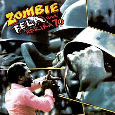 Fela Kuti Zombie CD