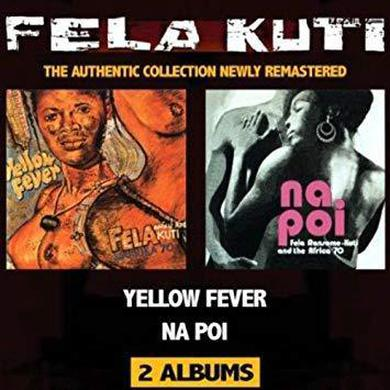 Fela Kuti Yellow Fever / Na Poi CD