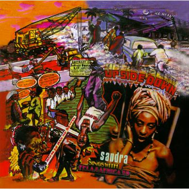 Fela Kuti Upside Down / Music Of Many Colours CD