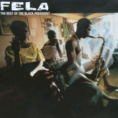 Fela Kuti The Best Of The Black President SE 2CD DVD