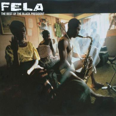 Fela Kuti The Best of the Black President 2CD