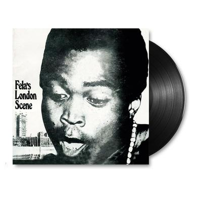 "Fela Kuti London Scene 12"" Vinyl"